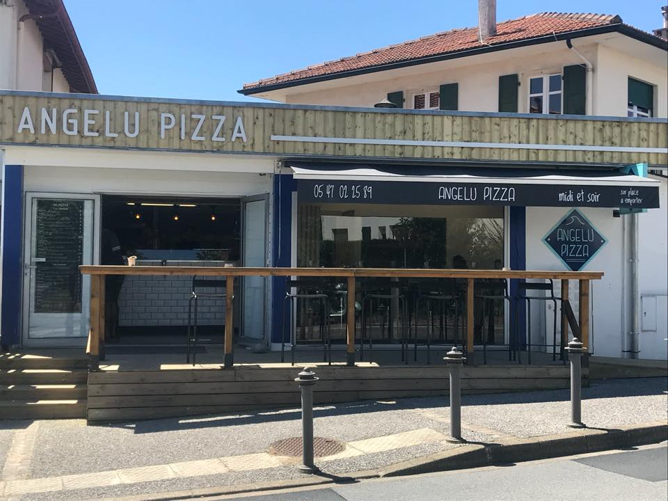 Pizzeria Anglet angelu pizza